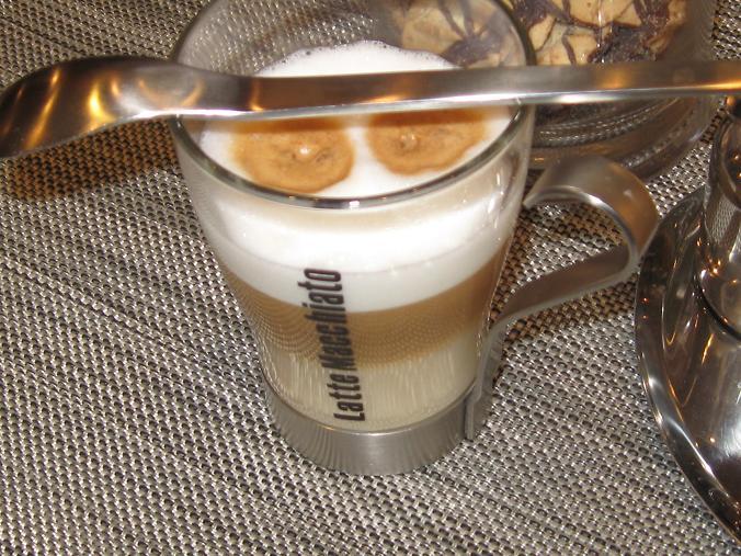 latto macchiato Samstagskaffee #36