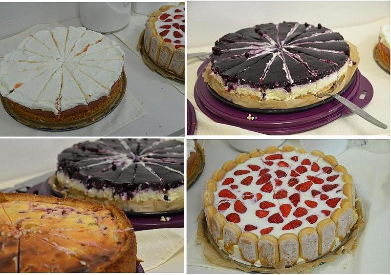 kuchen buffet 1 800x563 Toller Sonntag – ein echter Sonntag #13 – Link Party