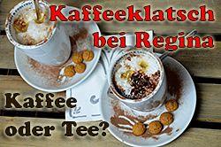 kaffeeklatsch 2 mal Latte Macchiato bitte