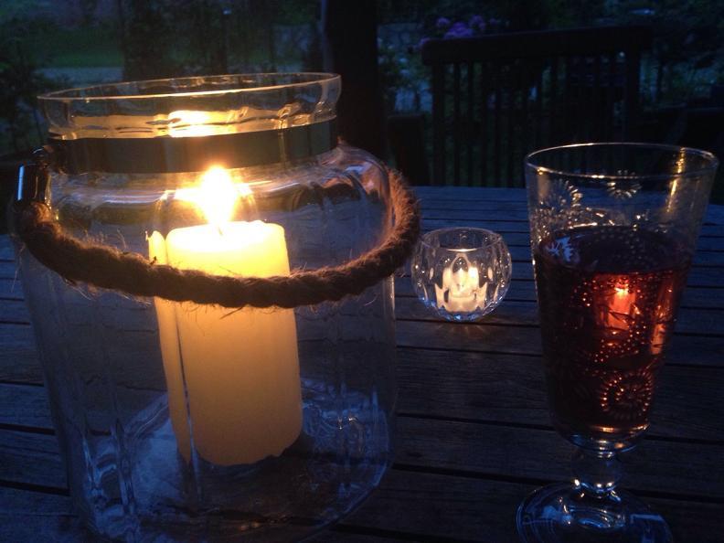 kerzenlicht abends Toller Sonntag – ein echter Sonntag # 23