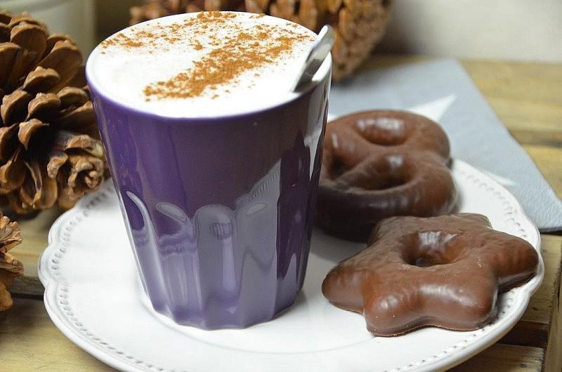 zimtkaffee und lebkuchen 800x530 Toller Sonntag – ein echter Sonntag # 27