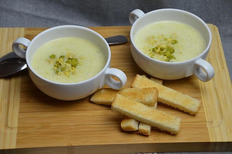 kartoffeln zucchini suppe 800x530 Toller Sonntag – ein echter Sonntag # 34