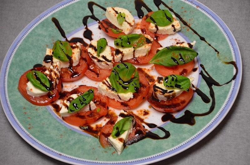 tomaten mozarella 800x530 Toller Sonntag – ein echter Sonntag # 40