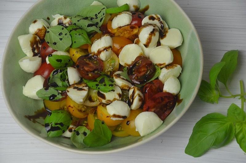 tomaten mozarella 800x530 Toller Sonntag – ein echter Sonntag # 61